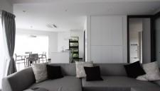 新築工事:神奈川の家 LDK